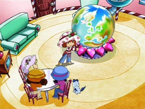 Strawberry Shortcake World Of Friends Part 1 Youtube