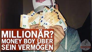 Money Boy verrät, wie viel er mit Rap verdient hat!