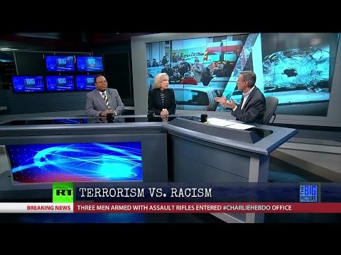 Full Show 1/7/2015: Terrorist Attacks and Racist Acts