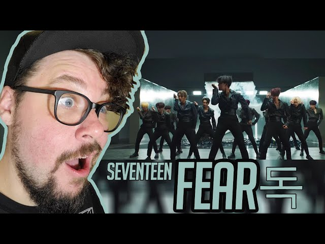Mikey Reacts to SEVENTEEN(세븐틴) - 독 : Fear