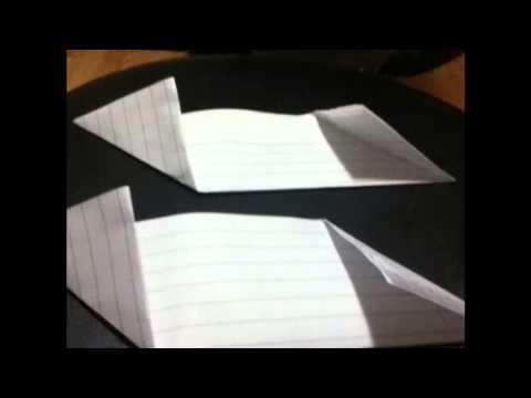 How to make paper spinner (Easy)