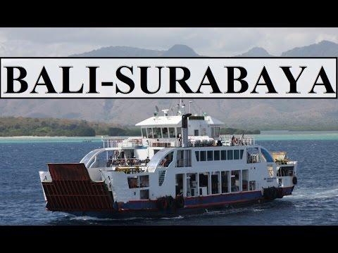 Indonesia-Bali to Surabaya  Part 8
