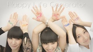 Perfume × Happy Life Generator  revision.2