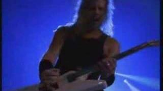 Master Of Puppets Metallica Music Video whole song