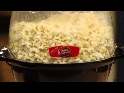 Orville Redenbachers Stirring Popper By Presto Youtube
