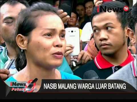 Live Report: Warga Kampung Luar Batang Mendapat SP2 Dari Pemkot Jakut - INews Petang 06/04