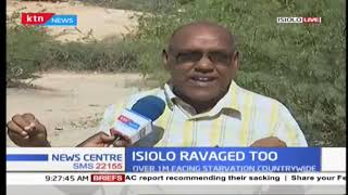 Drought situation in Kenya: Isiolo among places affected by drought