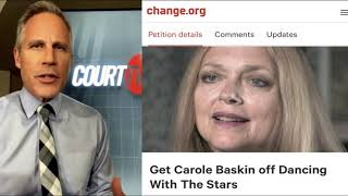 Court TV: Coverage of the Carole Baskin Joining Dancing With The Stars
