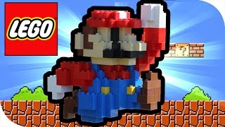 Repeat youtube video My Lego 3-D Mario