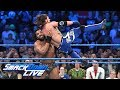 RootBux.com - Jinder Mahal vs. AJ Styles - WWE Championship Match: SmackDown LIVE, Nov. 7, 2017