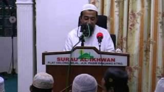 Ust Azhar Idrus- Nazar Berpuasa | Soalan Wakaka 2017 Video