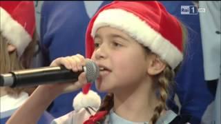 Repeat youtube video Un Natale d'Oro Zecchino - Jingle Bells - Piccolo Coro
