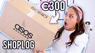 XXL ASOS SHOPLOG *€300 uitgegeven!!    Denise Anna