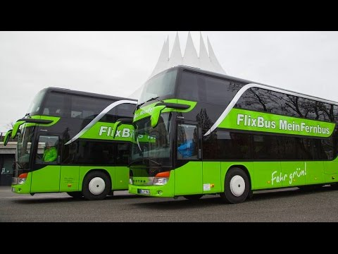 How is Bus Travel in Europe? 14 Hour FlixBus Trip Across Eur