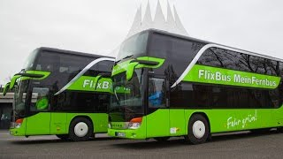 How is Bus Travel in Europe? 14 Hour FlixBus Trip Across Europe