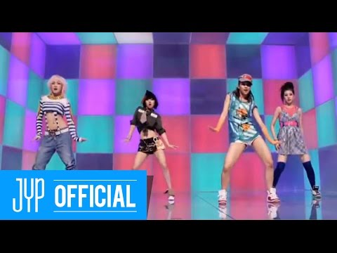 "miss A ""Breathe"" M/V (Dance Ver.)"