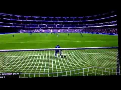 Real Madrid vs Schalke 04, risultato: 6-1, FIFA 14, ps3 CR7 show