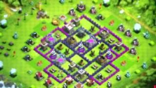Clash of clans - corrida do elixir#1