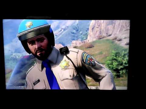 Gta5 I fought the law mission