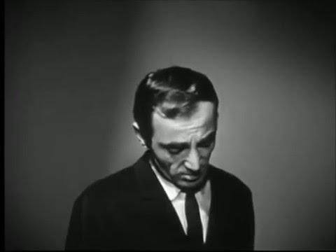 Клип Charles Aznavour - Je T'Attends