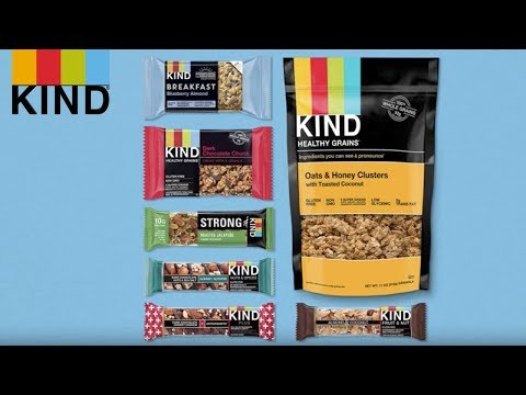 KIND snacks: Delicious Healthy Snacks & Breakfast Bars