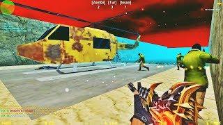 Counter-Strike: Zombie Escape Mod - ze_Train_Escape_DP [NEW MAP]
