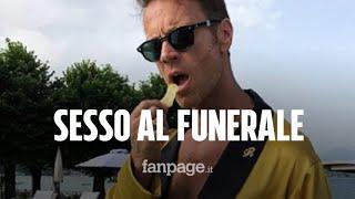 """Rocco Siffredi e l'aneddoto choc a Live – Non è la D'Urso: """"Ho fatto sesso al funerale di mia madre"""""""