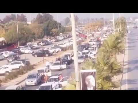 10 Kasım 09:05 İzmir'de Hayat durdu
