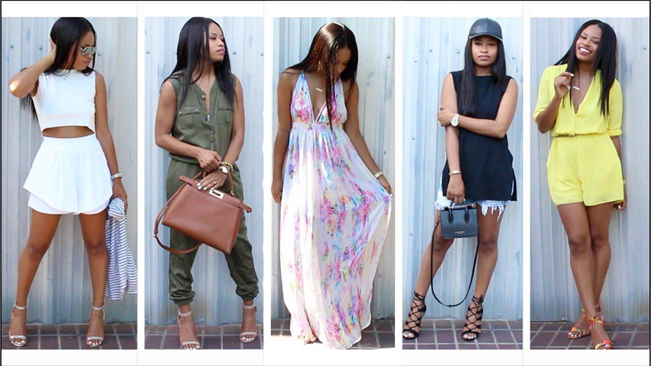 Free Fashion Lookbooks