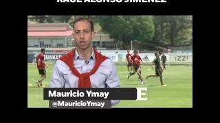 'Se abren las puertas a Raúl Jiménez', en opinión de Mauricio Ymay