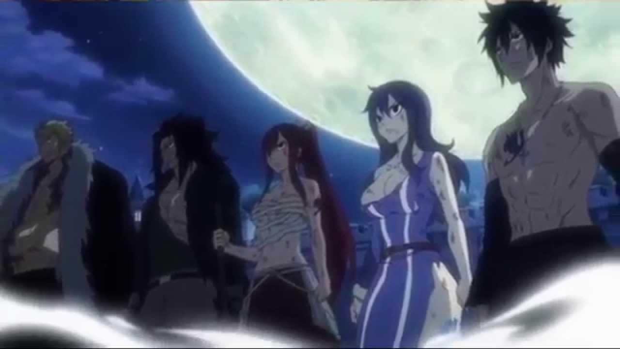Mad フェアリーテイル 大魔闘演武最終日 Youtube