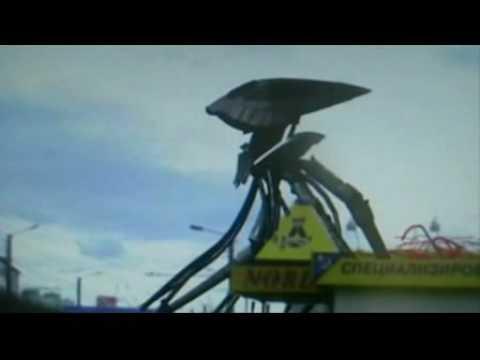 War of the worlds: Invasion in Murmansk (Война миров: вторжение в Мурманск)