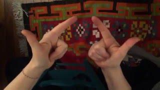 Les tables de multiplication sur les mains