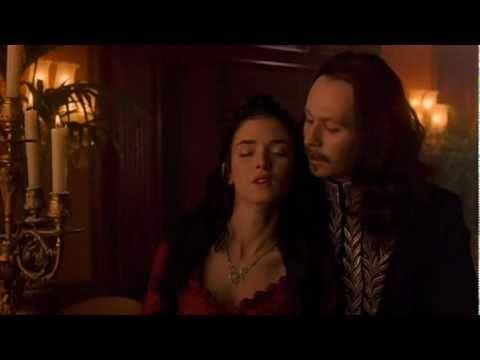 Love Song for A Vampire: Dracula and Mina - Winona Ryder