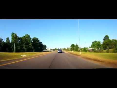 Driving from Lorain County to Pennsylvania on Interstate 80