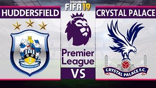 Huddersfield vs Crystal Palace 0-1 | Premier League 18/19 | Matchweek5 | 15/09/2018 | FIFA 19