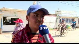 ثلث الأطفال في مخيم الزعتري منخرطون في سوق العمل