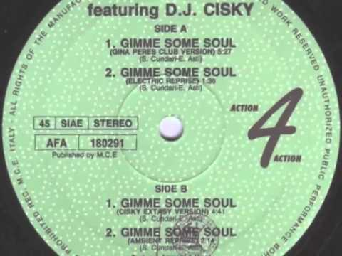 Teletype feat dj Cisky - Gimme some soul (M.C.E. - 1991) link to download