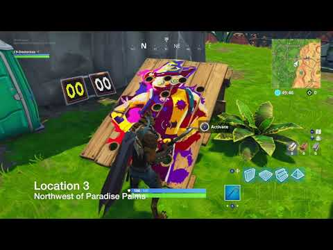 Fortnite All Clown Game Locations