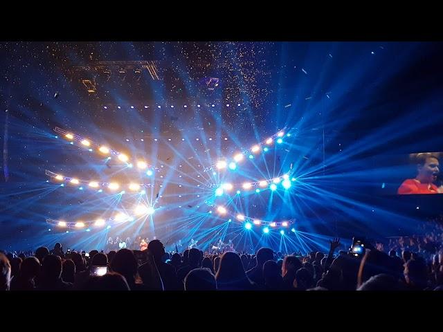 Jazzu - Nauji metai. LIVE 2018 #gameover. HD 1440p