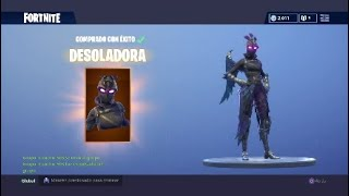 I BUY THE COUPLE OF THE MOUNTAIN FORTNITE New legendary skin.