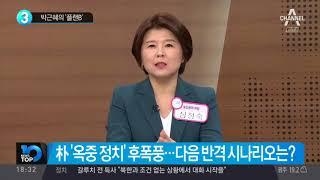 박근혜의 '플랜B'