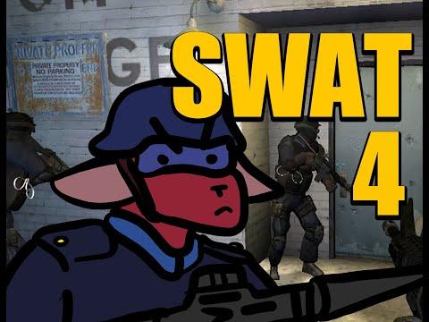 Download CleverFoxMan Plays Swat 4: Episode 4