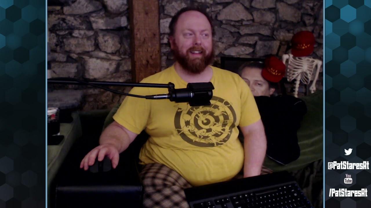 Pat Stares At Disco Elysium Final Cut (Part 12)