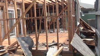 США 4945: Разрушение старого дома как начало строительства нового. Проект Светланы в Саннивейле.