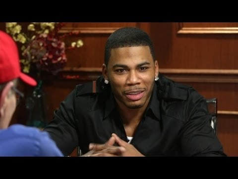 Nelly Talks About Collaborating With Drake | Larry King Now - Ora TV