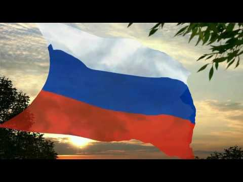 Flag and anthem of Russia