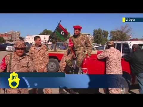 Libyan Militias Quit Tripoli: Armed groups are cleared from Libyan capital by PM Ali Zeidan