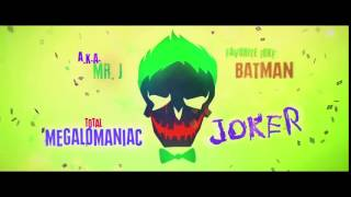 Отряд самоубийц Suicide Squad 2016 Знакомьтесь, Джокер! online video cutter com 1