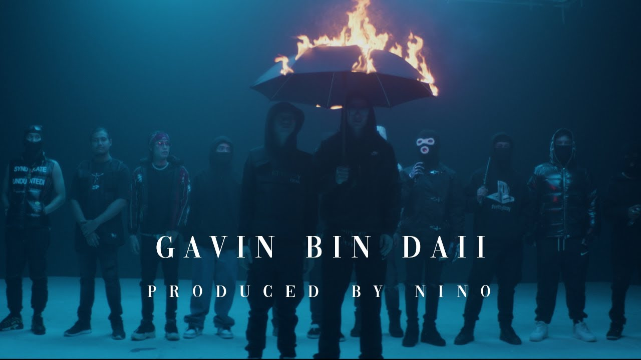 GAVIN.D - กวินบินได้ Ft. DIAMOND MQT (OFFICIAL MV)